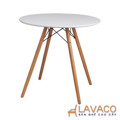 Bàn ăn, bàn cafe 4 chân ở tphcm - Lavaco