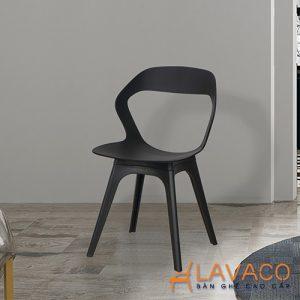 Ghế ăn, ghế cafe nhựa kiểu cách - Mã: 1217B