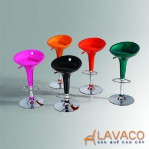 Ghế quầy bar nhựa cao cấp - Mã: 4222