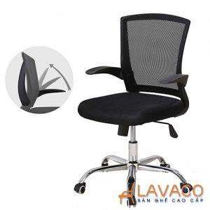 Ghế xoay văn phòng cho nhân viên - Mã: 5244B