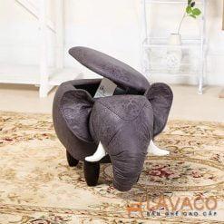 Ghế thú cưng dễ thương hình con voi