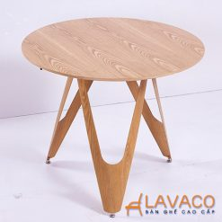 Bàn ăn, bàn cafe 3 chân ở tphcm - Lavaco