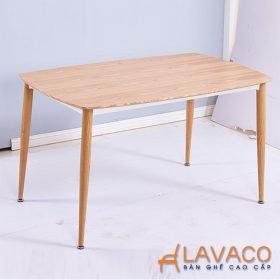 Bàn ăn bàn cafe gỗ 4 chân - Mã: 2106Y