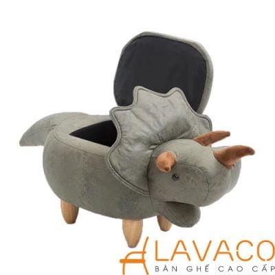 Ghế thú cưng hình khủng long cho bé ở TPHCM - Mã: 2907BN - Lavaco