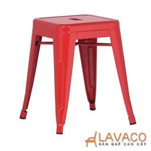 Ghế tolix màu đỏ - Mã: 3202R