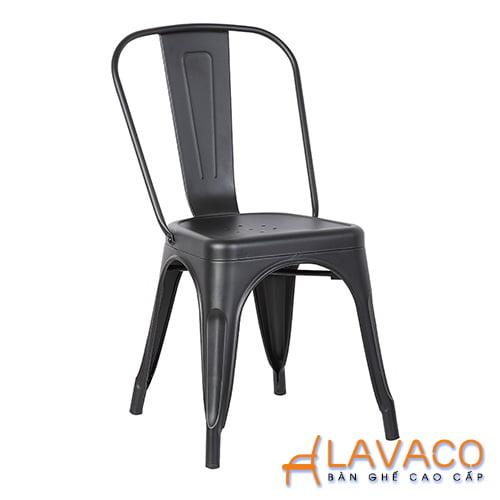 Ghế dựa tolix màu đen - Mã 3203B