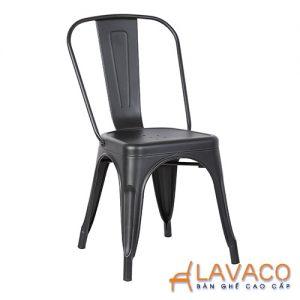 Ghế cafe, ghế ăn cao cấp bằng sắt - Mã: 3203B