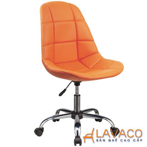 Ghế quầy bar nệm lăn xoay đẹp giá rẻ ở TPHCM - LAVACO - Mã: 4218O