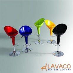 Ghế quầy bar nhựa cao cấp - Mã: 4221
