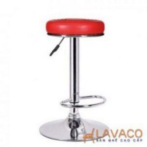 Ghế quầy bar nệm da chân cao - Mã: 4241R