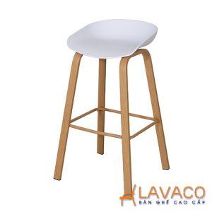 Ghế quầy bar 4 chân kiểu mới - Mã: 4248W