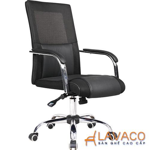Ghế xoay văn phòng cho nhân viên - Mã: 5240B