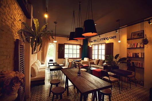 Mẹo phong thủy trong kinh doanh cafe