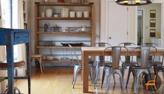 Ghế tolix: Những mẫu ghế tolix đẹp nhất TPHCM - Bàn ghế LAVACO