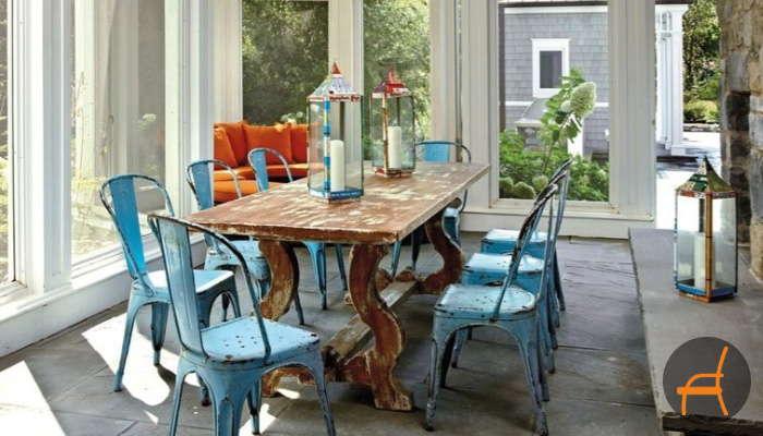Những mẫu bàn ghế tolix đẹp ở tphcm