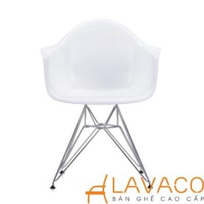 Sản phẩm ghế cafe Eames nhựa cao cấp đẹp và giá rẻ ở TPHCM tại Lavaco – Mã: 1221