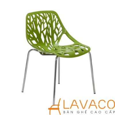 Sản phẩm ghế ăn Caprice nhựa đẹp và giá rẻ ở TP. HCM tại Lavaco- Mã: 1224