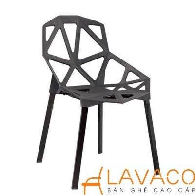 Sản phẩm ghế cafe Caprice nhựa cao cấp ở TP. HCM tại Lavaco - Mã: 1225