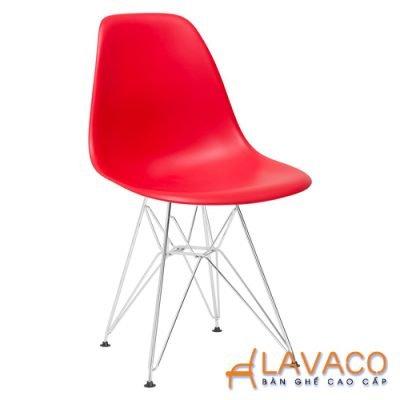 Lavaco bán ghế cafe Eames DSR đẹp và giá rẻ ở TPHCM - Mã: 1206