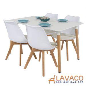 Bộ bàn ghế phòng ăn cao cấp nhập khẩu tphcm