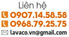 hotline lien he Lavaco