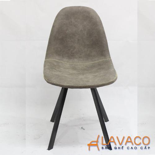 Ghế ăn nệm da phong cách cổ điển giá rẻ ở TP. HCM - Mã 240 - Lavaco - Hình ảnh