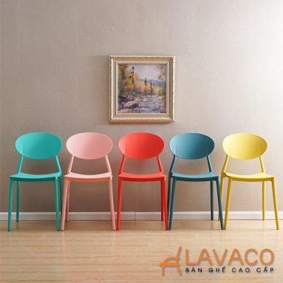 Bộ bàn tư vấn tiếp khách cho văn phòng, showroom hiện đại - Lavaco