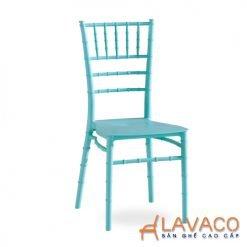 Ghế nhựa xếp chồng cho nhà hàng, quán ăn, quán cafe