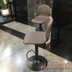 Ghế bar nâng hạ phong cách cổ điển