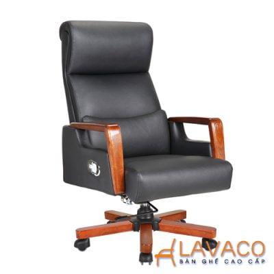 Ghế xoay văn phòng cao cấp cho giám đốc Lavaco 552 (Ảnh 1)
