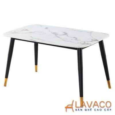 Bàn ăn mặt đá Lavaco  T147 (Ảnh 1)