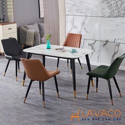 Bàn ăn mặt đá Lavaco  T147 (Ảnh 4)
