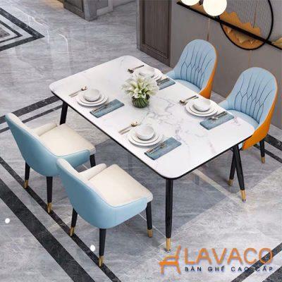 Bàn ăn mặt đá Lavaco  T147 (Ảnh 5)