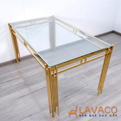 Bộ bàn ăn 4 ghế đẹp hiện đại sang trọng