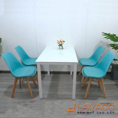 Bàn ghế ăn giá rẻ kiểu dáng hiện đại