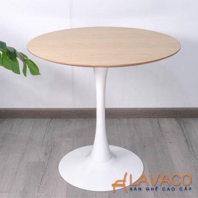 Bộ bàn tròn 4 ghế sang trọng cho Showroom