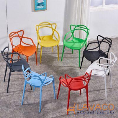 Bộ bàn ăn vuông 4 ghế chân gỗ hiện đại Lavaco T108S-4×295 (Ảnh 2)