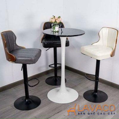 Bộ bàn ghế bar hiện đại nhập khẩu