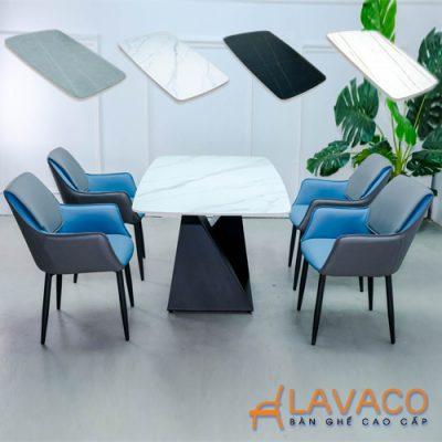 Bộ bàn ăn 4 ghế cao cấp nhập khẩu
