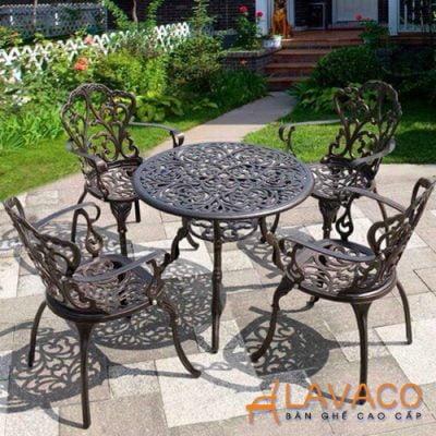 bàn ghế sân vườn nhập khẩu