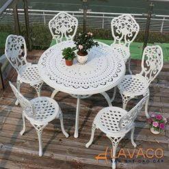 Bộ bàn ghế sân vườn nhập khẩu