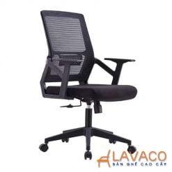 Ghế lưới chân xoay văn phòng