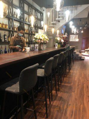 Những mẫu ghế quầy bar được yêu thích nhất năm 2021