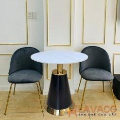 Bộ bàn ghế tư vấn spa sang trọng