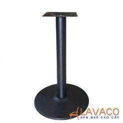Chân bàn cafe sắt sơn tĩnh điện