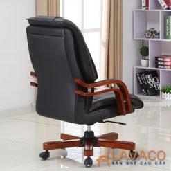 Ghế văn phòng bọc da cho lãnh đạo