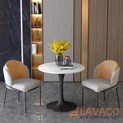 Bộ bàn tròn 2 ghế tiếp khách cửa hàng